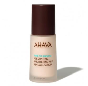AHAVA Time to Smooth Age Control Brightening & Renewal Serum 30ML