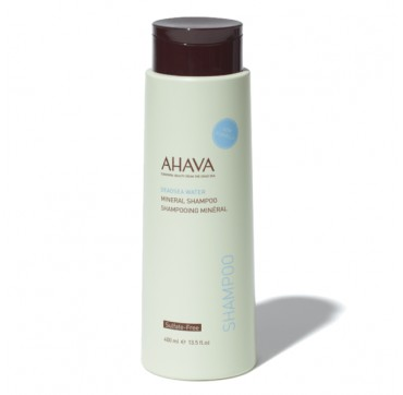 AHAVA Deadsea Water Mineral Shampoo 400ML