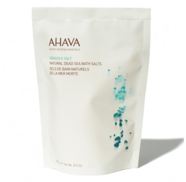 Ahava Deadsea Salt Natural Dead Sea Bath Salts 250g