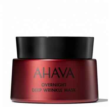 AHAVA Apple of Sodom Overnight Deep Wrinkle Mask 50ML