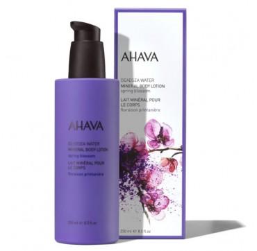 AHAVA Deadsea Water Mineral Body Lotion Spring Blossom 250ML