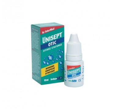 INTERMED UNISEPT OTIC 10ml