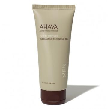 AHAVA Men Time to Energize Exfoliating Cleansing Gel 100ML