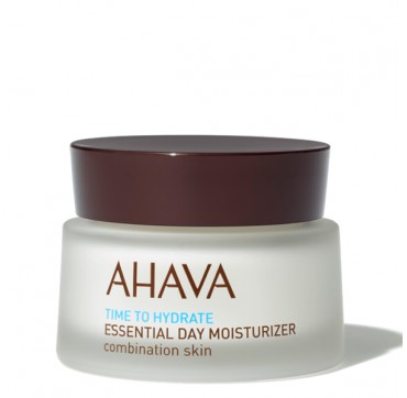 AHAVA Time to Hydrate Essential Day Moisturizer Combination Skin 50ML