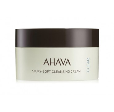 AHAVA Time to Clear Silky Soft Cleansing Cream 100ML