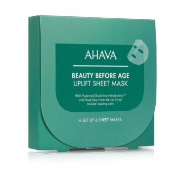 AHAVA Beauty Before Age Uplift Sheet Mask 17g