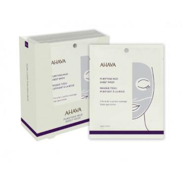 AHAVA Purifying Mud Sheet Mask 8ML