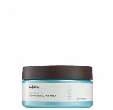 Ahava Deadsea Water Deep Nourishing Hair Mask 250ml