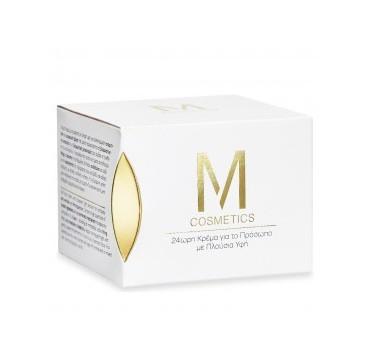 M Cosmetics 24h Face Cream Rich 24ωρη Κρέμα Προσώπου Πλούσια Ύφη 50ml