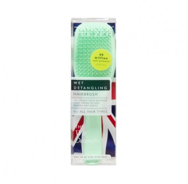 Tangle Teezer Wet Detangling Hairbrush For All Hair Types Neo Mint 1τμχ