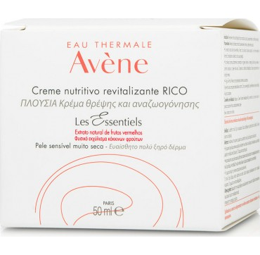 Avene Creme Nutritive Revitalisante Riche 50ml