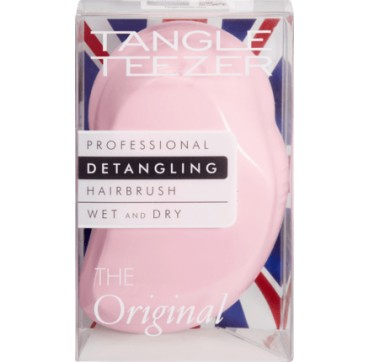 Tangle Teezer Professional Detangling Hairbrush Wet And Dry The Original Pink/mauve 1tmx