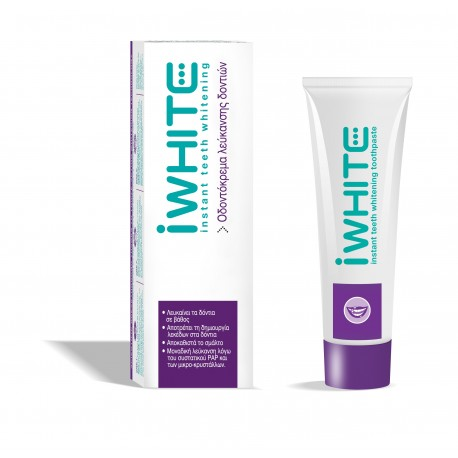 IWHITE WHITENING TOOTHPASTA 75ml