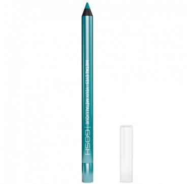 Gosh Metal Eyes Eyeliner 005 Turquoise 1.2g