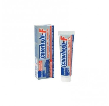 Intermed Chlorhexil-f Toothpaste 100ml