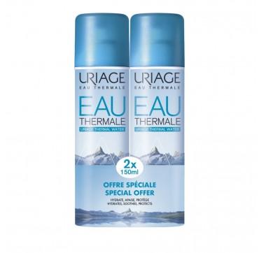 URIAGE EAU THERMALE Promo Pack Spray Για Ενυδάτωση (Πρόσωπο & Σώμα) 2x150ml