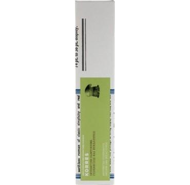 Korres Whitening Toothpaste Λευκαντική Οδοντόκρεμα Συμβατή Με Ομοιοπαθητική 75ml