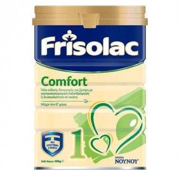 Noynoy Frisolac Comfort No1 400g