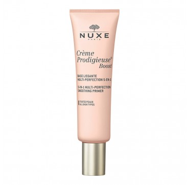 NUXE CREME PRODIGIEUSE BOOST 5 IN 1 SMOOTHING PRIMER 30ml