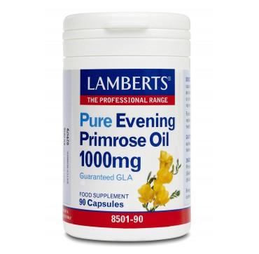 Lamberts Pure Evening Primose Oil 1000mg 90caps