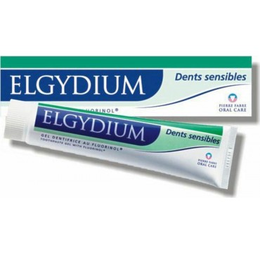 ELGYDIUM SENSITIVE TEETH 75ml