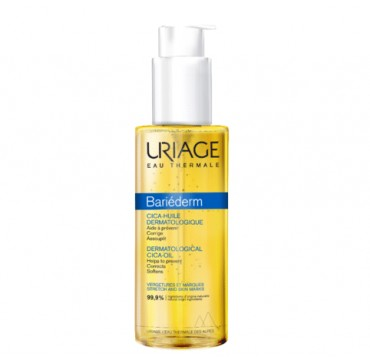 Uriage Bariederm Dermatological Cica-oil 100ml