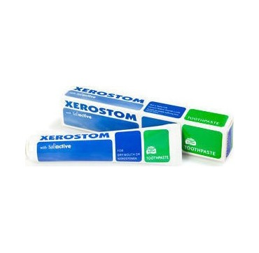 XEROSTOM TOOTHPASTE 50ml
