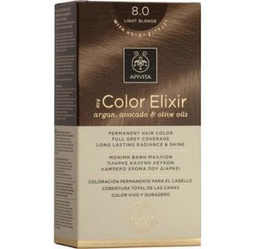 Apivita My Color Elixir 8 Ξανθό Ανοιχτό 1τμχ