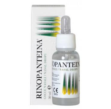 Pharmaq Rinopanteina Nasal Drops Ρινικές Σταγόνες 30ml
