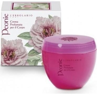 L' Erbolario Peonie Body Cream 200ml