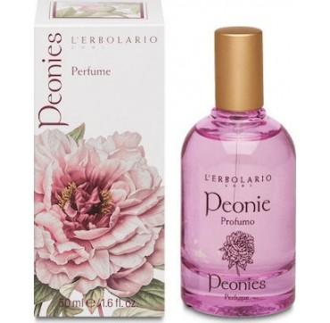 L' Erbolario Peonia Acqua di Profumo Eau de Parfum 50ml