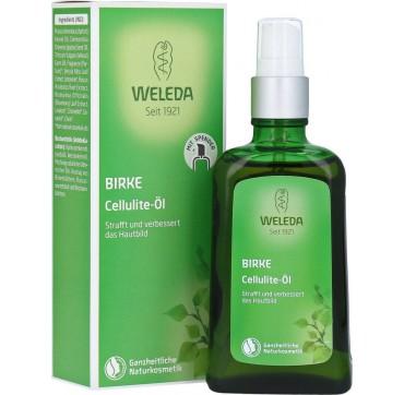 Weleda Λάδι Σημύδας Κατά της Κυτταρίτιδας Birken Celluliteoel Spray 100ml