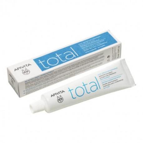 Apivita Toothpaste Total Δυόσμο Και Πρόπολη 75ml