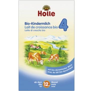 Holle Βιολογικό Βρεφικό Αγελαδινό Γάλα No 4 600g