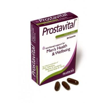 Healthaid Prostavital 30caps