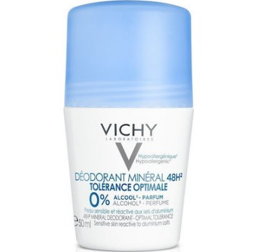 Vichy 48h Mineral Deodorant Optimal Tolerance Roll-on 50ml