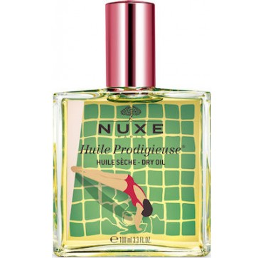 Nuxe Huile Prodigieuse Multi-Purpose Dry Oil Limited Edition Coral RED 100ml