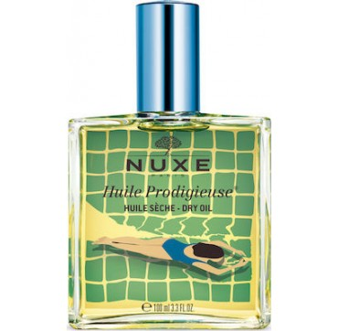 Nuxe Huile Prodigieuse Multi-Purpose Dry Oil Limited Edition Blue 100ml