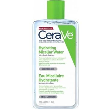 Cerave Micellar Cleansing Water Καθαριστικό Νερό, 295ml