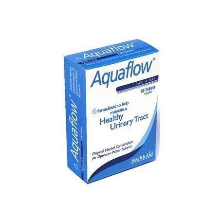 HEALTHAID AQUAFLOW TWO-A-DAY 60TABS