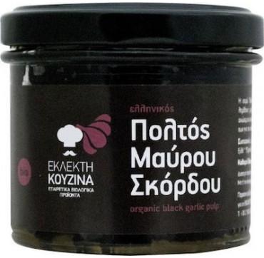 Bioagros Εκλεκτή Κουζίνα Ελληνικός Πολτός Μαύρου Σκόρδου 100g
