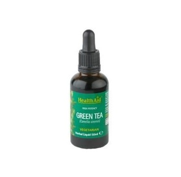 Healthaid Green Tea Liquid 50ml