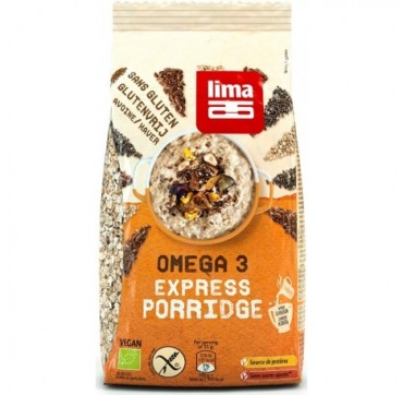 Lima Omega 3 Express Porridge 350g