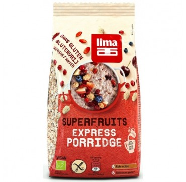 LIMA SUPERFRUITS EXPRESS PORRIDGE 350g