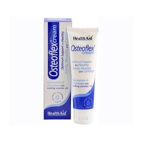 HEALTHAID OSTEOFLEX CREAM GLUCOSAMINE & CHONDROITIN 100ML
