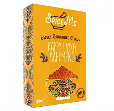 Spiceme Sweet Grounded Curry 30g
