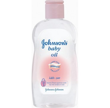 Johnson's Baby Oil Regular 300ml