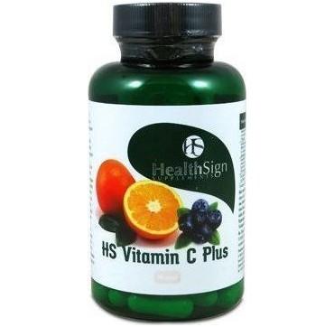 HEALTH SIGN VITAMIN C PLUS 90 CAPS