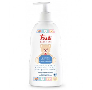 TRUDI BABY CARE SAPONE HAND AND FACE SOAP