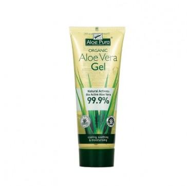 Aloe Pura Organic Aloe Vera Gel Bio Active Aloe Vera 99.9% 100ml